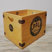 Apple Vintage Record Box  Large 80 12